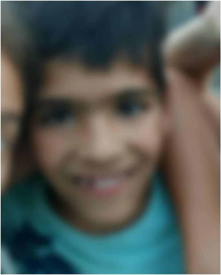 Abdul, ein siebenjähriger afghanischer Junge darf in Europa nicht zur Schule gehen
